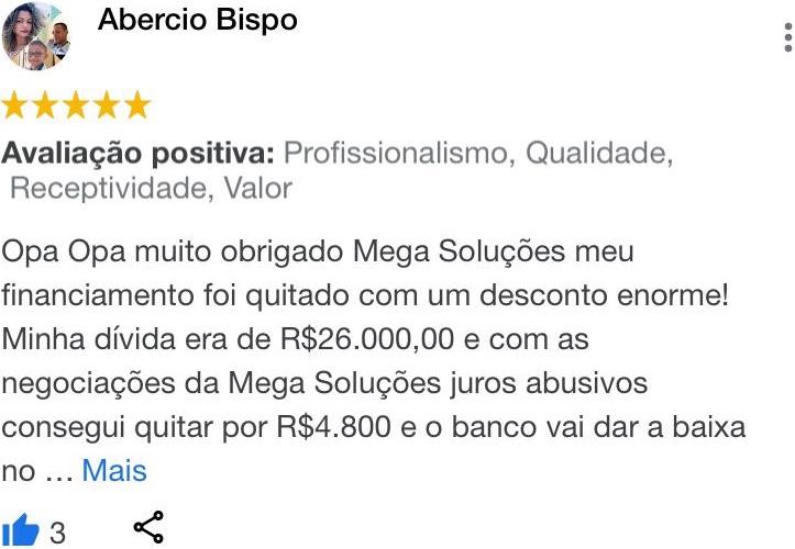 mega solucoes brasil confianca